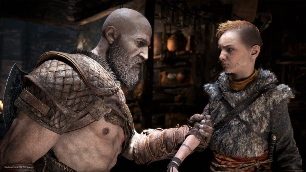 GOW_Kratos_Atreus