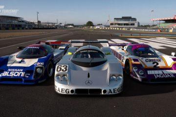 GT Sport Le Mans