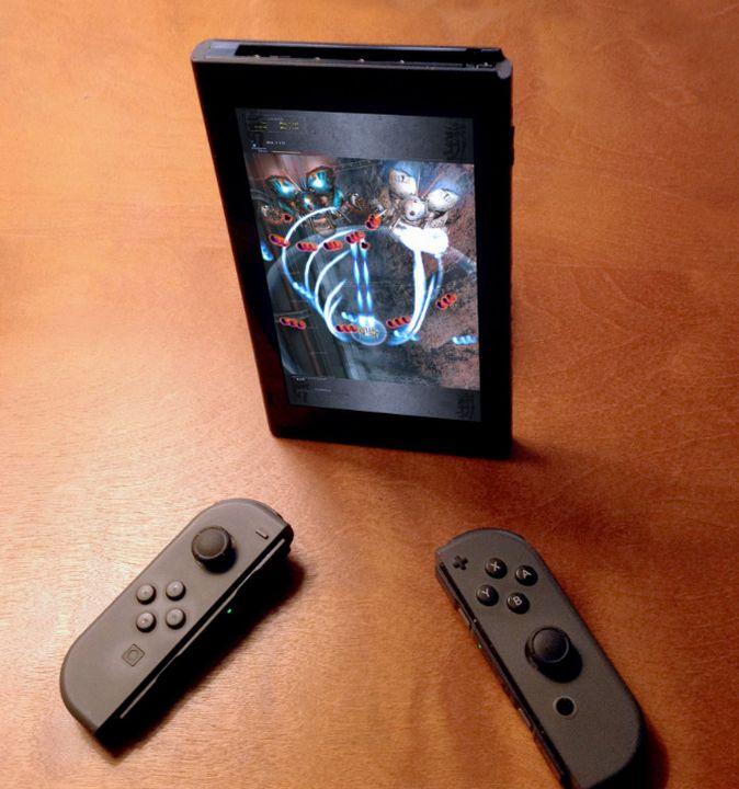 Ikaruga disponible sur Nintendo Switch le 29 mai