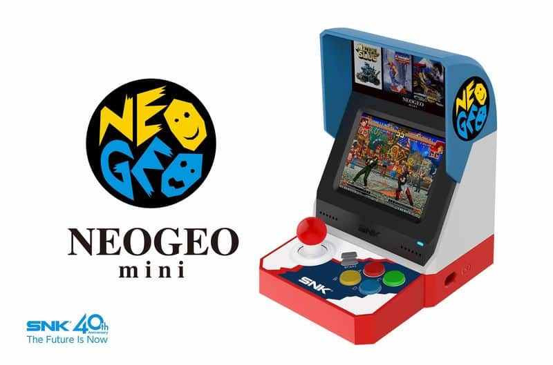 Neo Geo Mini Japon