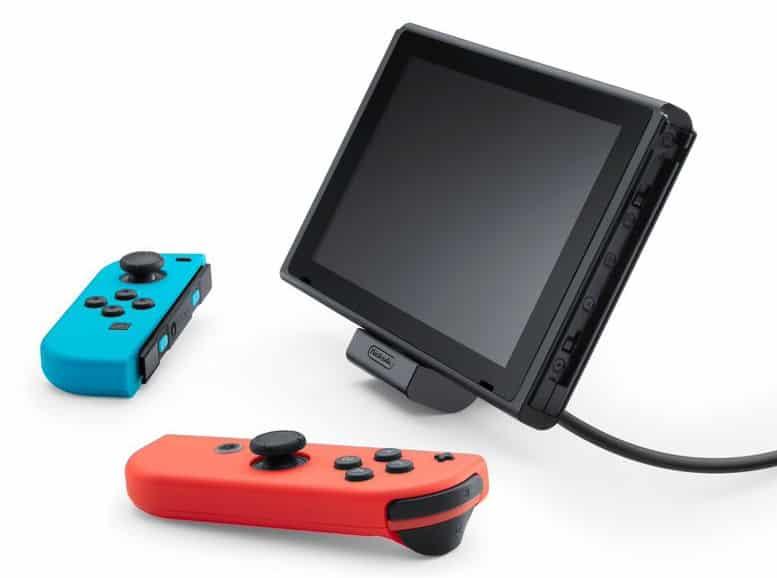 Socle recharge nintendo switch officiel