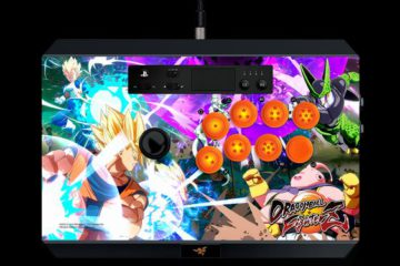 Stick Arcade DBZ