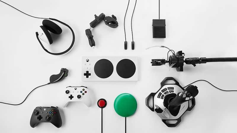 Xbox Manette Handicap