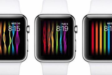 Apple Watch Gay Pride