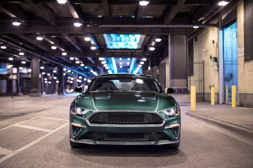 Ford Mustang Bullitt France