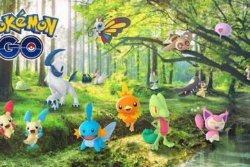 Pokemon Go Echange Amis