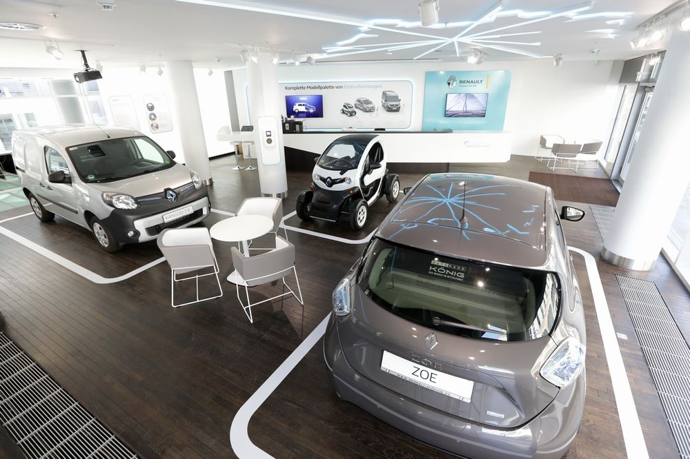 Renault Electric Center
