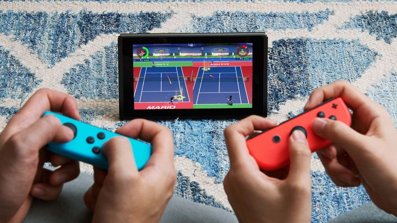 Test Review Mario Tennis Aces