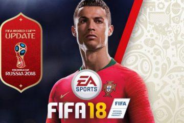 FIFA 18 World Cup