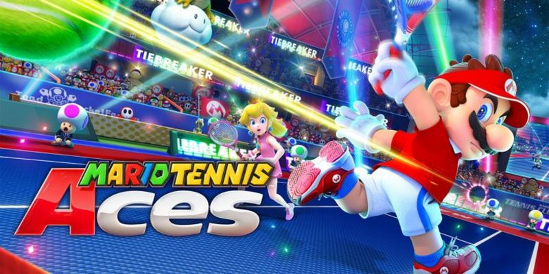 Test Review Mario Tennis Aces