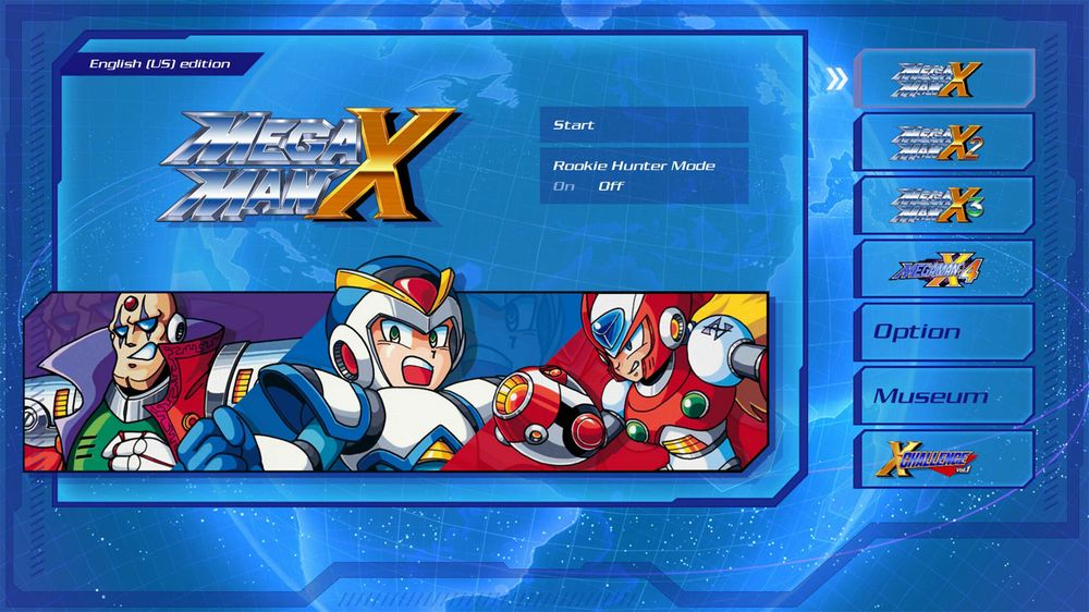 review-Megaman-X-Collection