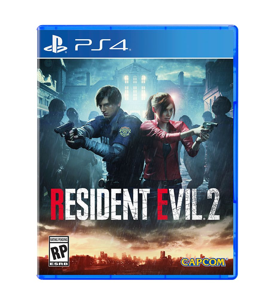 Resident Evil 2 Remake Collector Deluxe