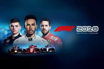 F1 2018 review test