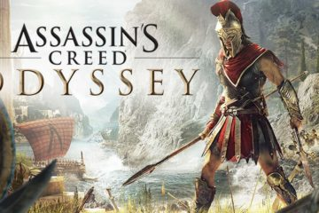 Assasin Creed Odyssey Nintendo Switch