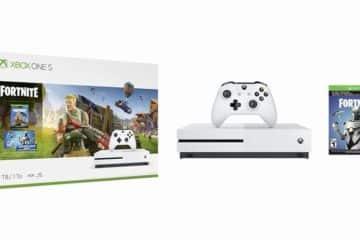 Bundle Xbox One S Fortnite