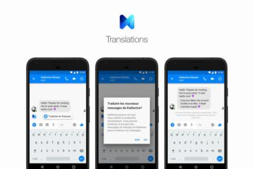 Facebook Messenger Translations