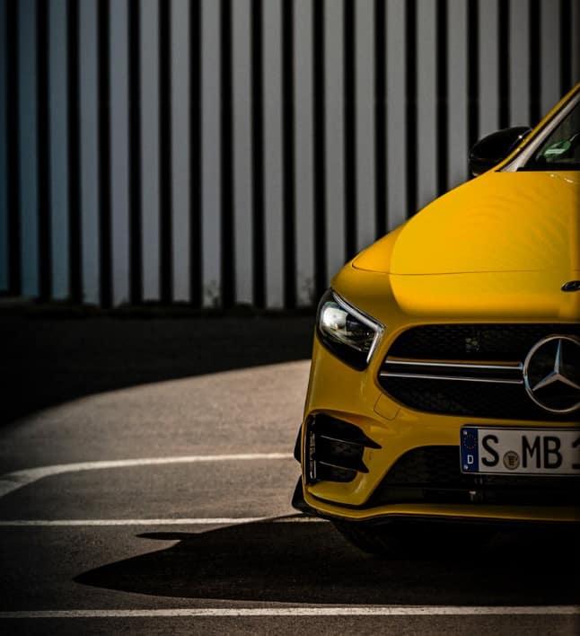 La Mercedes-AMG A 35 est déjà là !