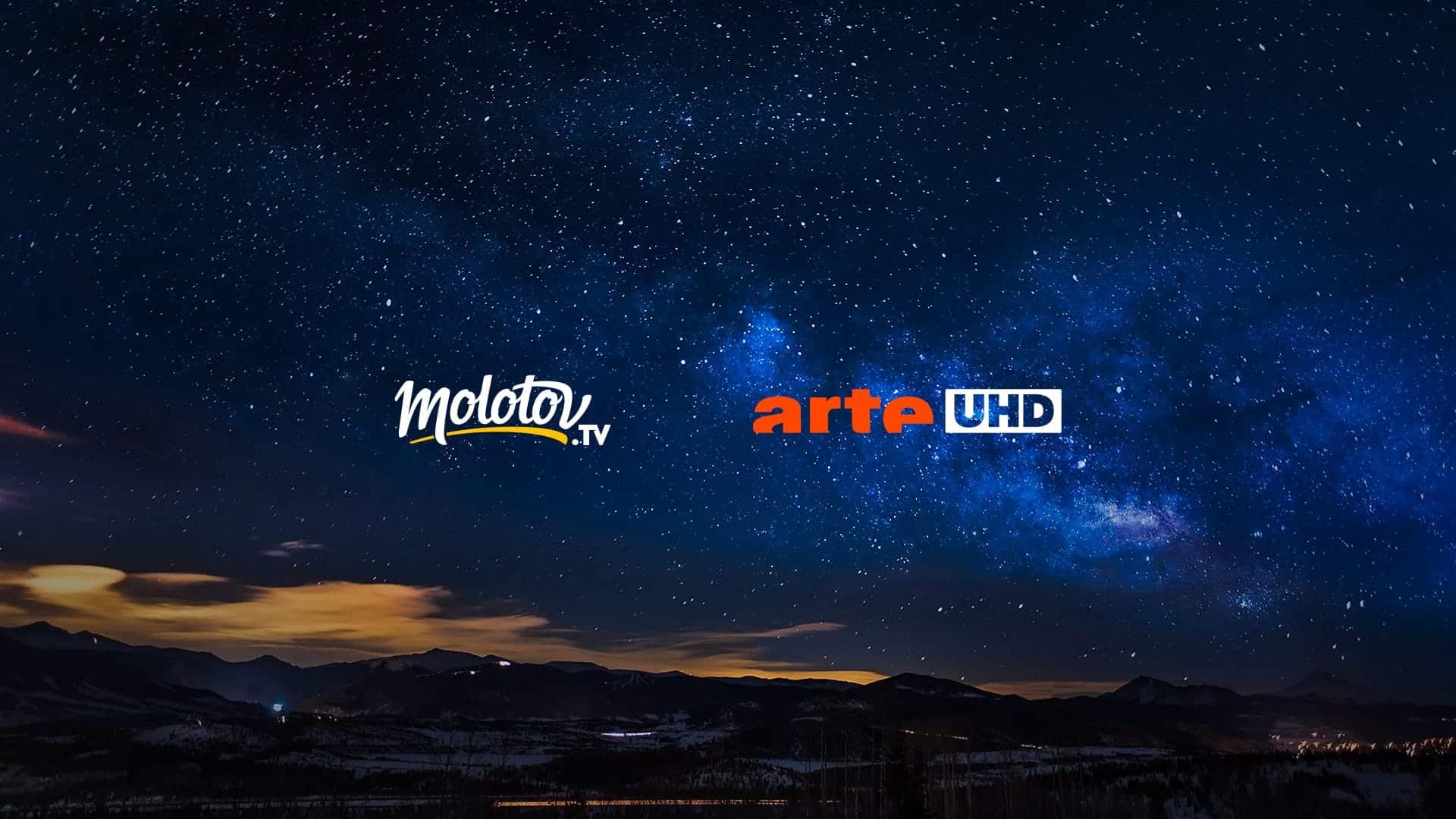 Molotov TV Arte UHD 4K