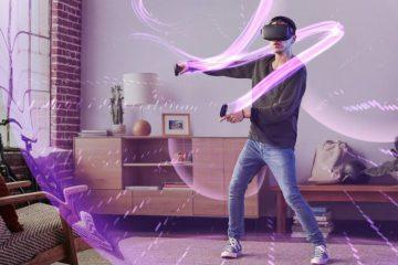 Oculus Quest controllers
