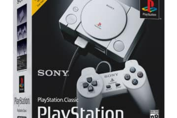 boite playstation classic