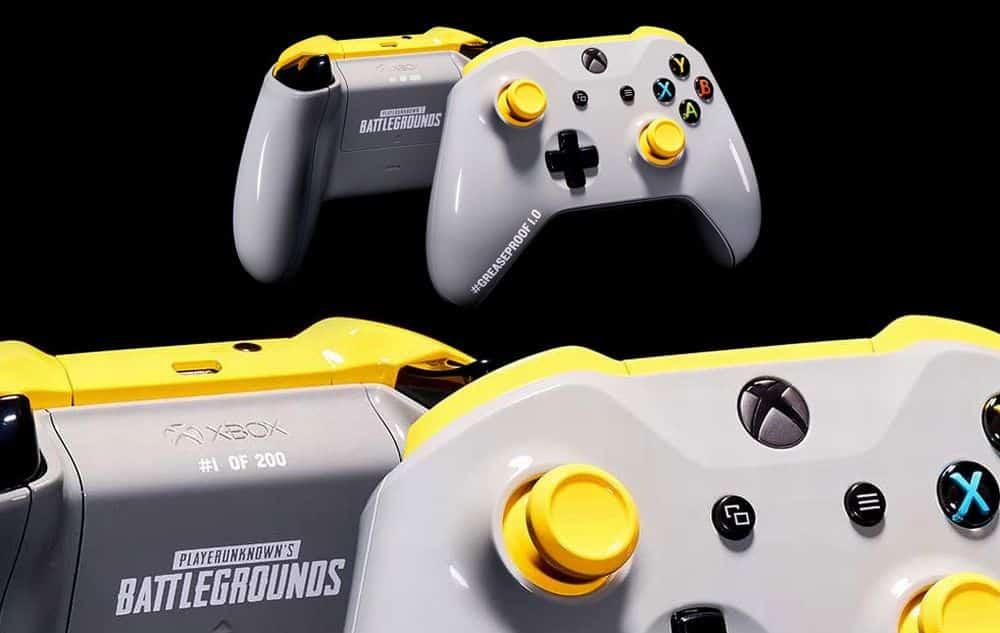 Xbox One PUBG Greaseproof