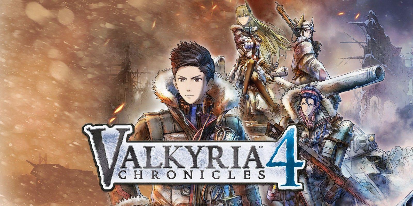 test Valkyria Chronicles 4