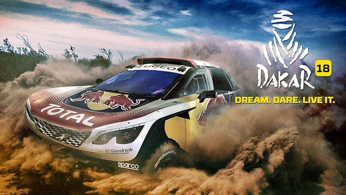 test jeu video dakar 18