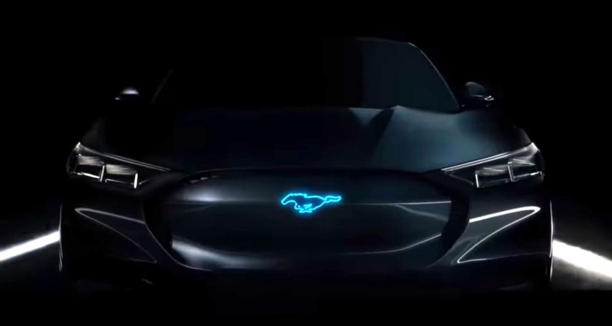 Ford Mustang Hybrid Electric