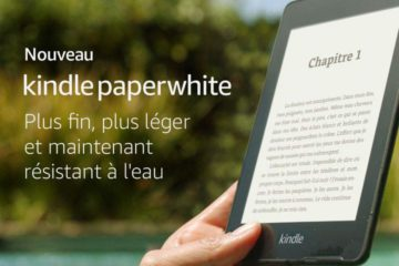 Kindle Paperwhite Water Resistant