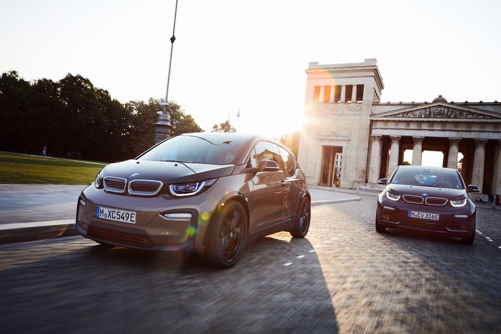 New BMW i3 2019
