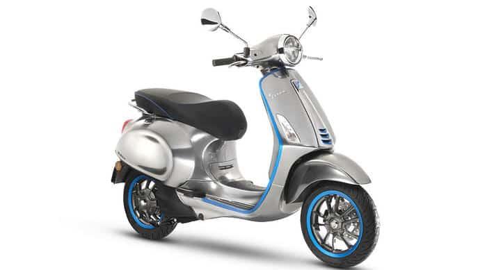 scooter électrique Piaggio Vespa Elettrica