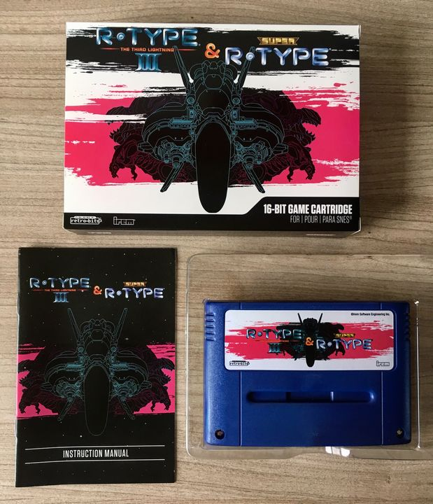 RType Collector Retrobit