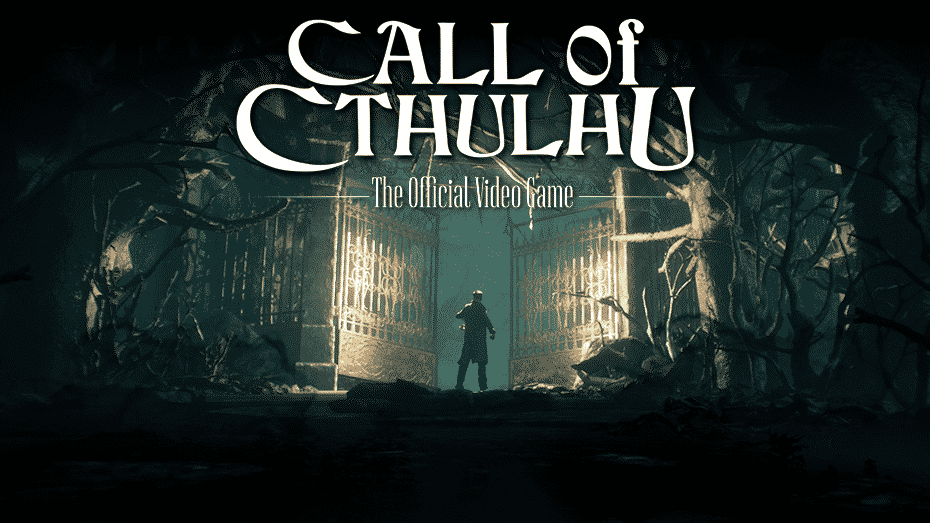 Test Call Cthulhu PS4
