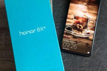 Test Honor 8X THM Magazine