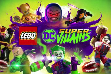 Test LEGO DC Super Vilains