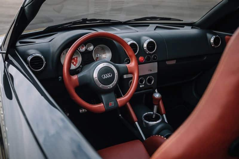 Audi TT 20 Ans Paul Ricard Castellet