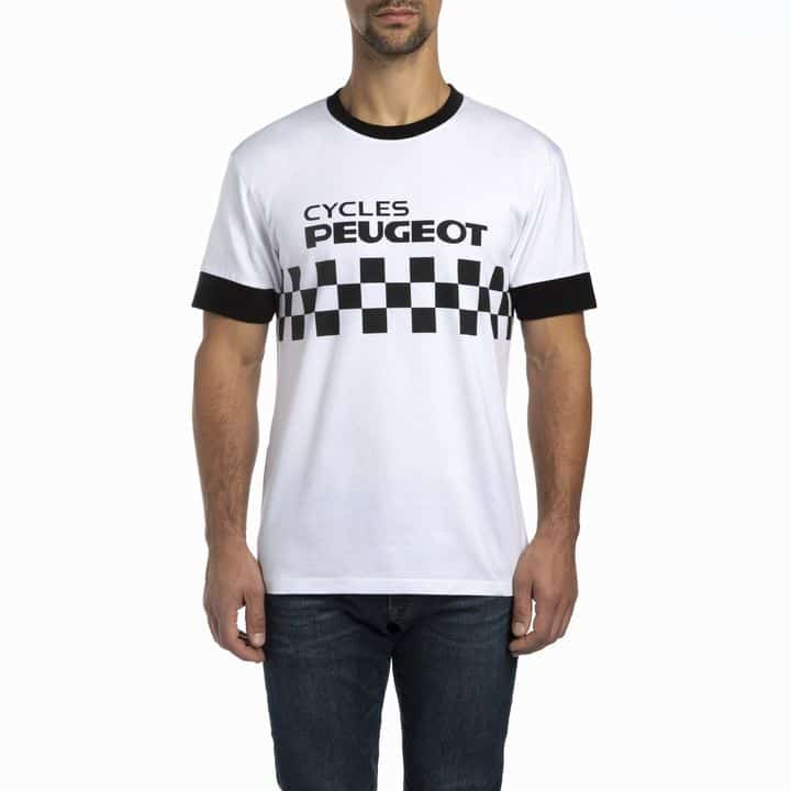 Tshirt Peugeot Cycles