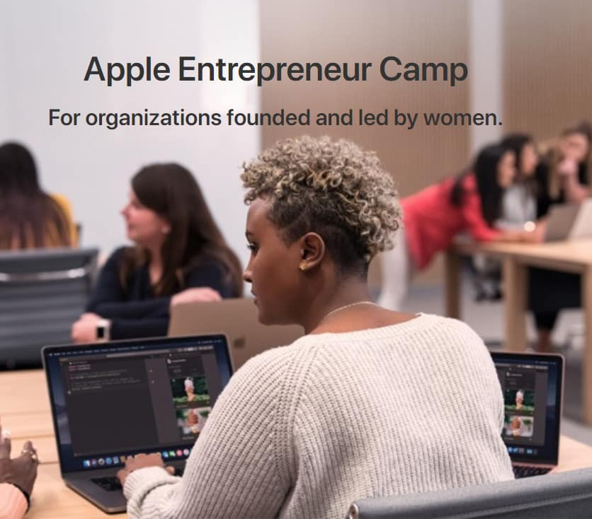 Apple-Entrepreneur-Camp