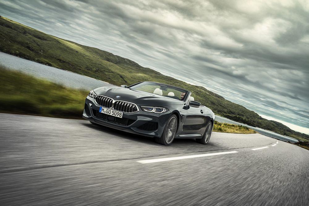 BMW Serie 8 Cabriolet