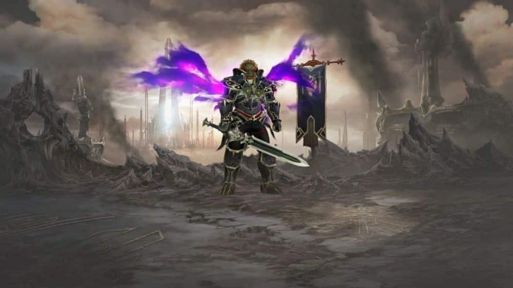 Test Diablo 3 Nintendo Switch