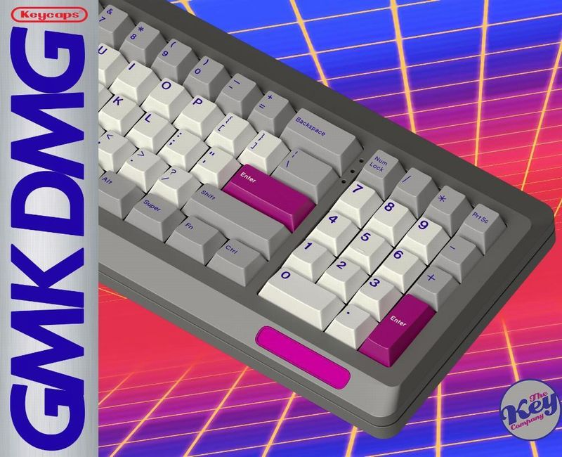 GameBoy Keyboard
