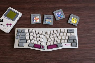 GameBoy Keyboard