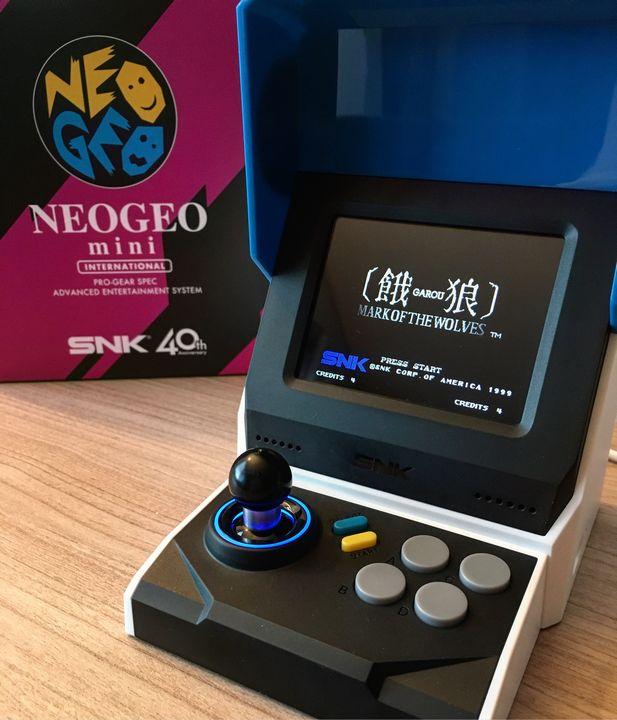Neo Geo Mini HDMI USB