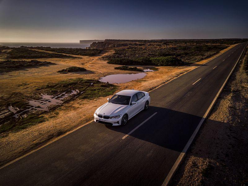 Nouvelle BMW 330e 2019