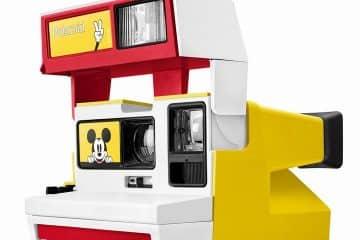 Polaroid 600 Mickey Mouse