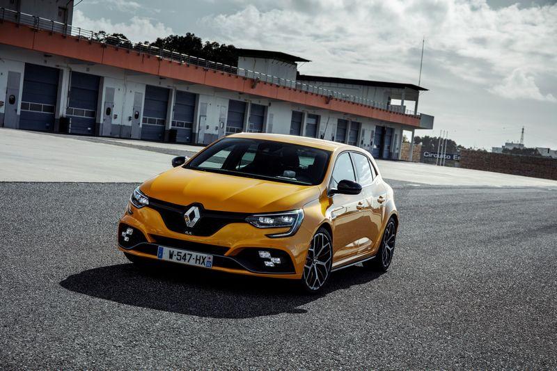 Prix Renault Megane RS Trophy 2019