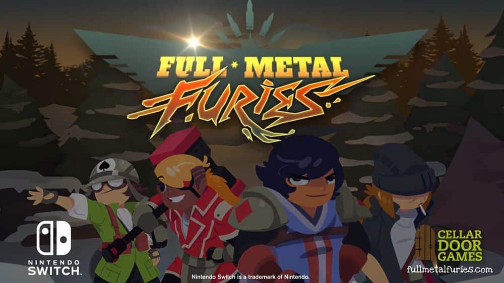 Review Full Metal Furies Switch