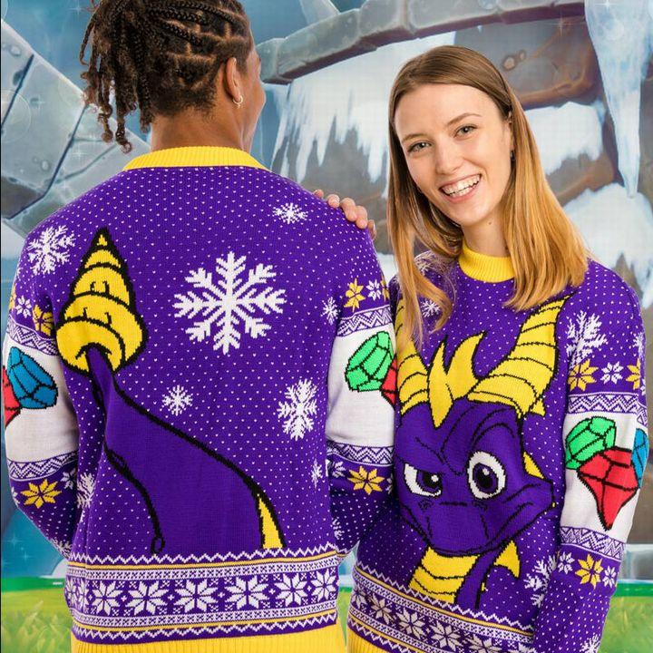 Spyro Pull Noel