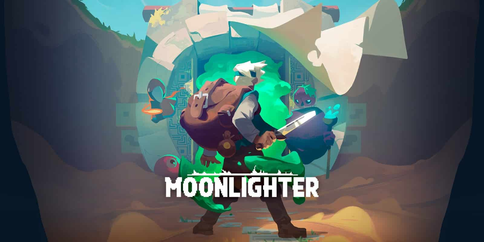 Test Moonlighter Nintendo Switch