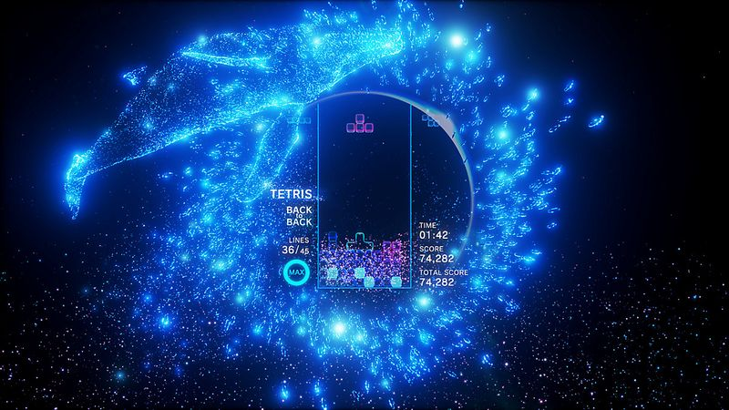 Test Tetris Effect